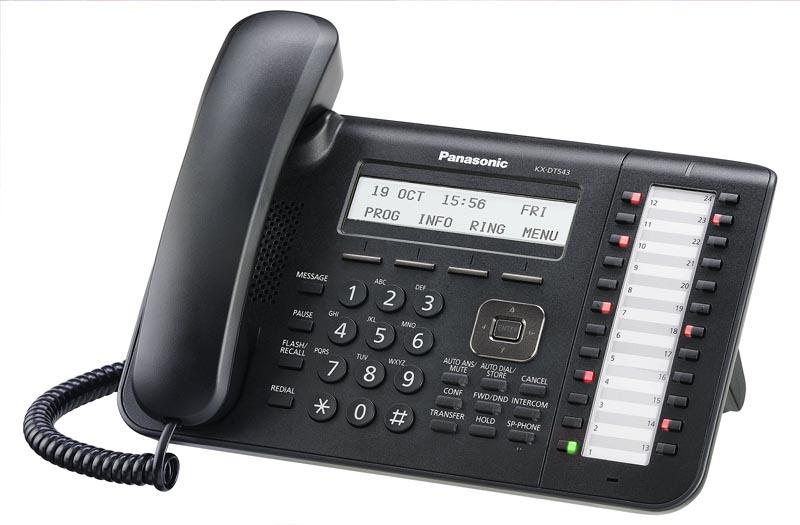 Panasonic KX-DT543 - Statcom Telecoms