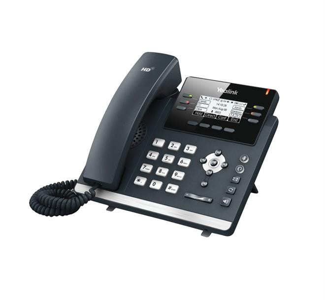 Cloud Phone Yealink T41s